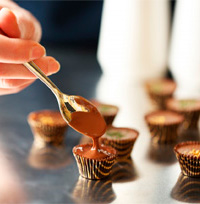 How to make milk chocolate? How to work with different fillings and flavors?