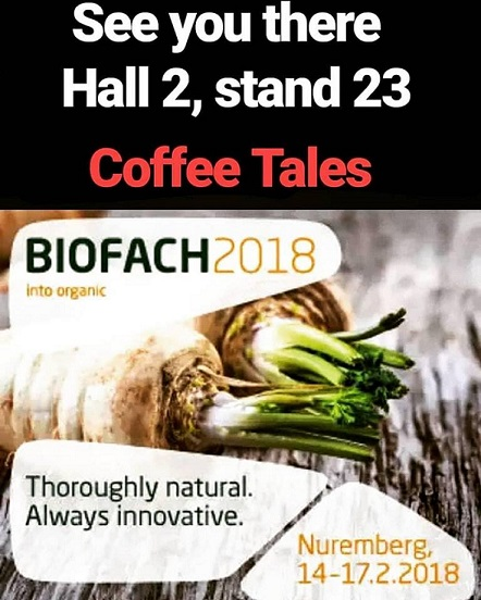 Amazing Cacao at Biofach 2018