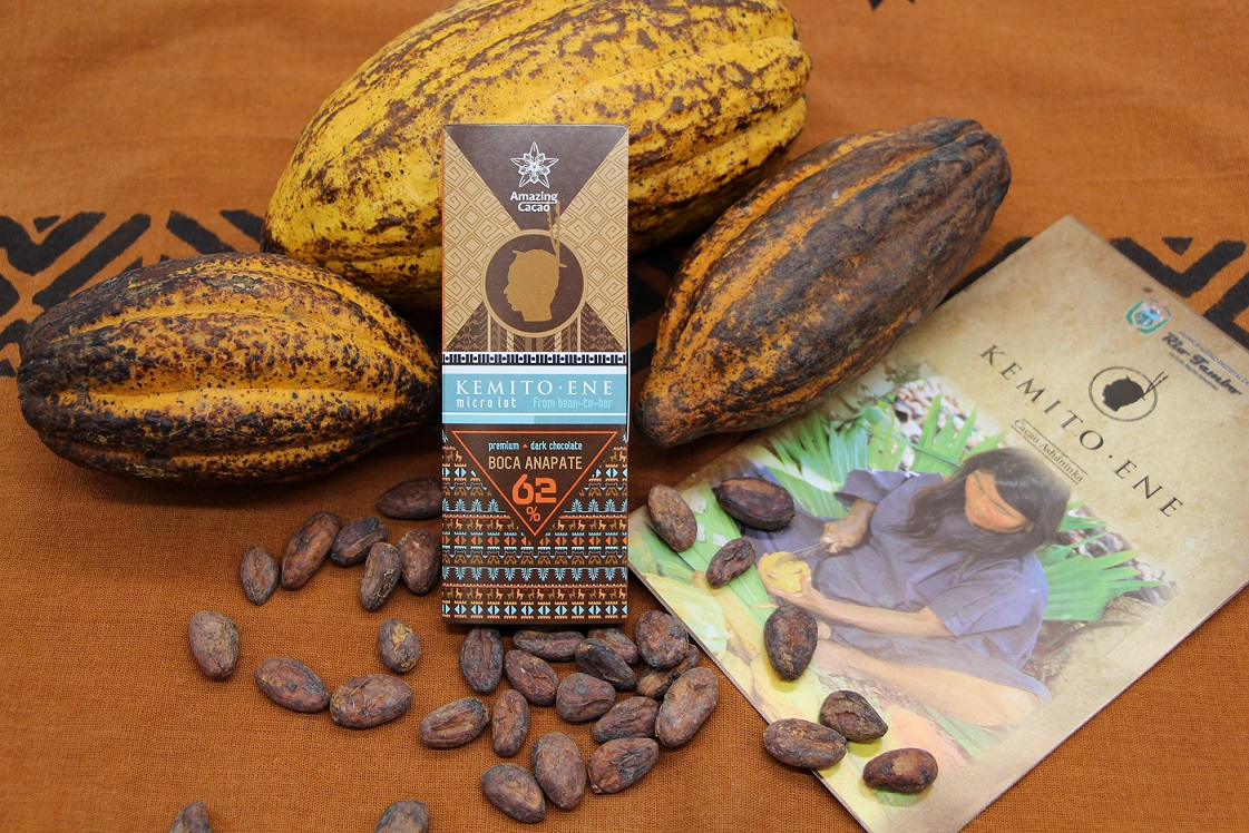 Amazing Cacao: new dark premium chocolate!